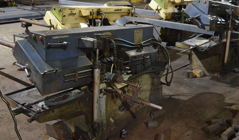 Forging Manufacturer Companies in India - Ganga Forging