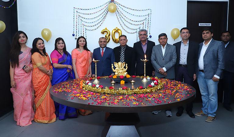 Event 30th anniversary of Ganga