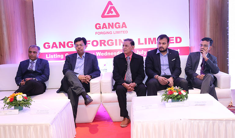 Event Listing Ceremony of Ganga